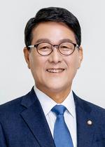 """[포토]신창현 의원 """"백운밸리 롯데몰 내년 3월 중 오픈"""""""