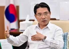 [포토]권오봉 여수시장, 여수시 신년 계획과 미래 비전 밝혀