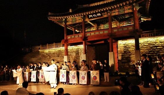 ▲홍성군이 홍성역사인물축제 개최일정을 확정하고 기본계획을 보고하는 자리를 가졌다. (사진 = 홍성군)