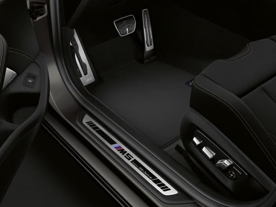 온라인 한정판 M5 컴페티션 35주년 에디션 (사진 = BMW 코리아)