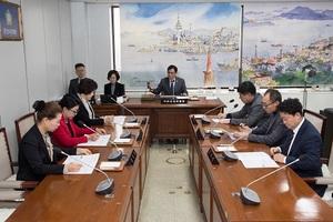 [포토]군산시의회, 제224회 임시회 20일 개회