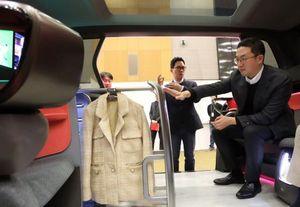 [NSP PHOTO]구광모 LG 대표 현장경영 나서…'디자인은 고객 경험과 감동을 완성하는 과정'...