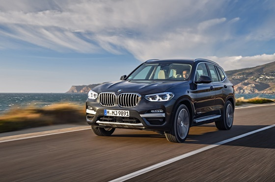 BMW X3 xDrive20i Luxury Line (사진 = BMW 코리아)