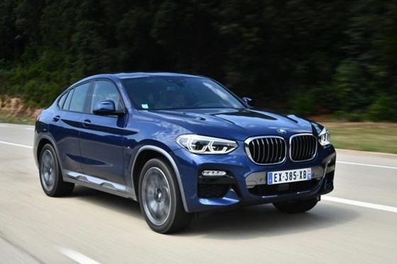 BMW X4 xDrive20i M Sport X (사진 = BMW 코리아)