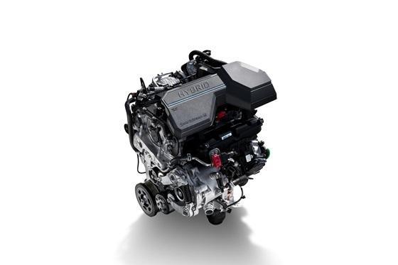 신형 쏘렌토의 스마트스트림 터보 하이브리드 엔진 (사진 = 기아차)