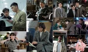 [포토]이태원 클라쓰, 금주 종영 아쉬움 달랠 '열정 갑' 촬영장 스틸 컷 방출