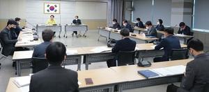 [NSP PHOTO]아산시, 코로나19 극복 '경제 컨트롤 타워' 출범