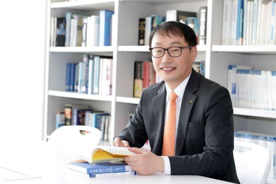 KT가 구현모 대표이사 후보를 대표이사로 선임했다. (사진 = KT)