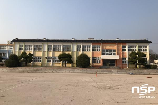 경주시 구 황남초등학교 전경. (사진 = 경주시)