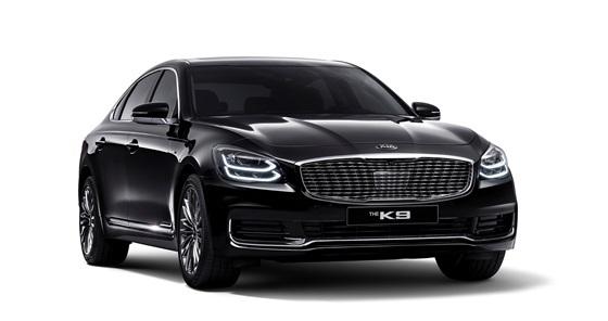 THE K9 2021년형 (사진 = 기아차)