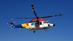 [NSP PHOTO]동해해경청, 동해바다 파수꾼 '다목적 헬기' 취항