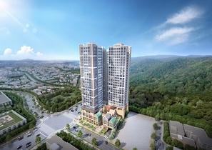 [포토]제일건설, 주거용 오피스텔 '위례신도시 제일풍경채' 이달 분양
