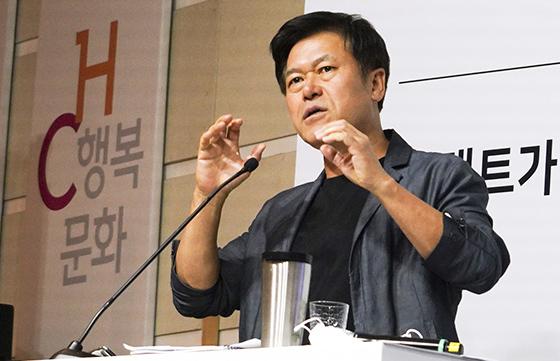 SK텔레콤 박정호 사장. (사진 = SK텔레콤)