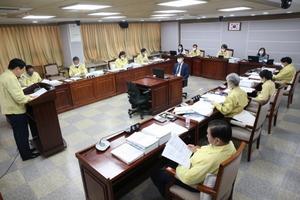 [NSP PHOTO]수원시의회 교통건설체육위, 체육진흥 조례안 등 심사