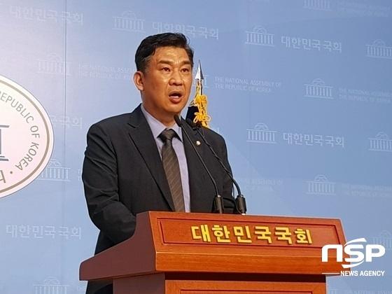 최승재 미래통합당 국회의원 (사진 = 강은태 기자)