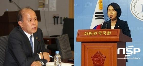 (사진 = 이용우 의원실(좌)강은태 기자(우))