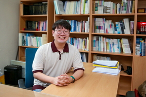 [포토]박진욱 대구가톨릭대 교수, 세종학당 평가개발사업 선정