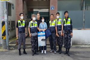 [포토]안전생활실천시민연합구미시지부, 위기가정 청소봉사 실시