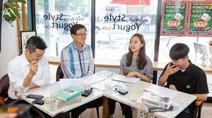 [NSP PHOTO]청양군, 청년·주민 실시간으로 청년정책 토론