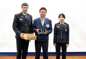 [NSP PHOTO]경북도, 국가직 소방공무원 '177명' 첫 신규 임용
