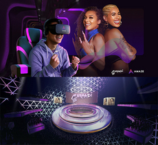 [NSP PHOTO]어메이즈VR, 美 아티스트와 계약…VR 이머시브 콘서트 사업 시동...