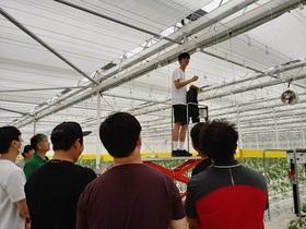 [NSP PHOTO]군산시, 청년농업인 스마트팜 전문교육 실시