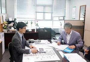 [NSP PHOTO]유진섭 정읍시장, 내년 국가예산 확보 '온힘'
