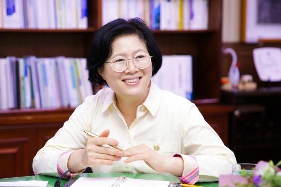 박은경 안산시의회 의장. (사진 = 안산시의회)