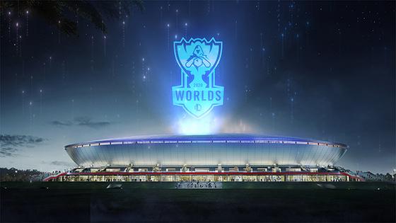 푸동 축구 경기장. (사진 = 라이엇게임즈)