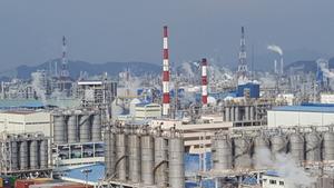 """[포토]여수시, 질산암모늄 생산업체 안전점검···""""안전성 문제 없어"""""""