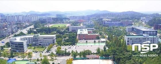 군산대학교 전경