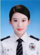 포항북부경찰서 교통관리계 경장 장진영