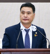 [포토]주종섭 여수시의원, 웅천 부영 분양가 합리적 책정 촉구