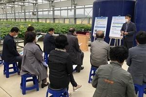 [NSP PHOTO]서천군 군민평가단, 2020년 주요 사업장 현장 평가 마무리