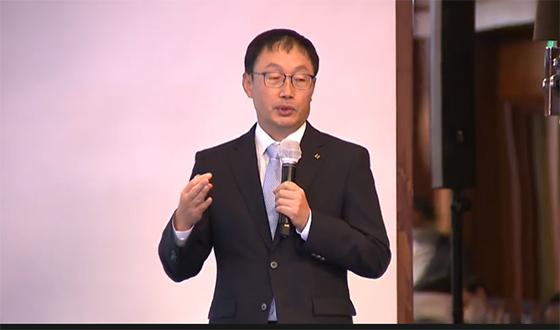 구현모 대표. (사진 = 영상캡처)
