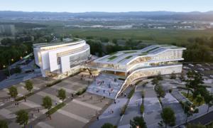 [NSP PHOTO]캠코·이천시, 4층 규모 '청소년생활문화센터' 짓는다
