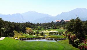 [NSP PHOTO][가볼까]강원도서 사계절 골프가 가능한 '파인리즈리조트'