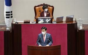 [NSP PHOTO]최승재 대표발의 소상공인 입법 3건 국회 본회의 통과