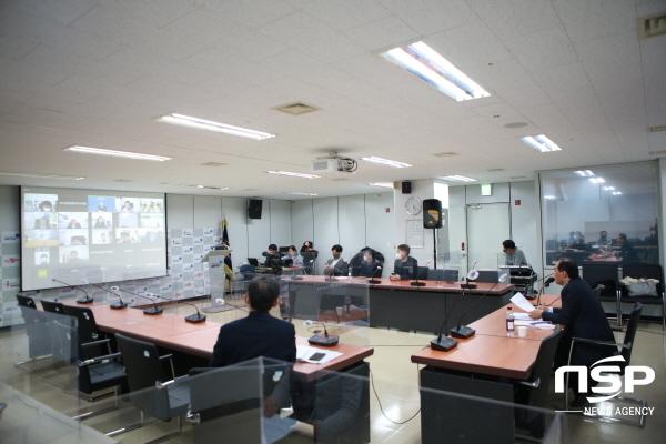 대구경북경제자유구역청은 26일 2020 DGFEZ 혁신 포럼의 두 번째 지구별 행사인 테크노폴리스지구 혁신 세미나 및 간담회를 온라인으로 개최했다.