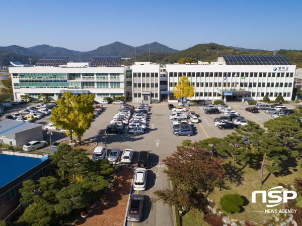 영덕군이 경상북도 2020년 경관업무 평가에서 최우수 기관상을 수상했다. (사진 = 영덕군)