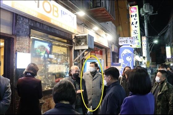 [포토]최승재 의원, 소상공인 내쫓김 방지 임대차 3법 발의