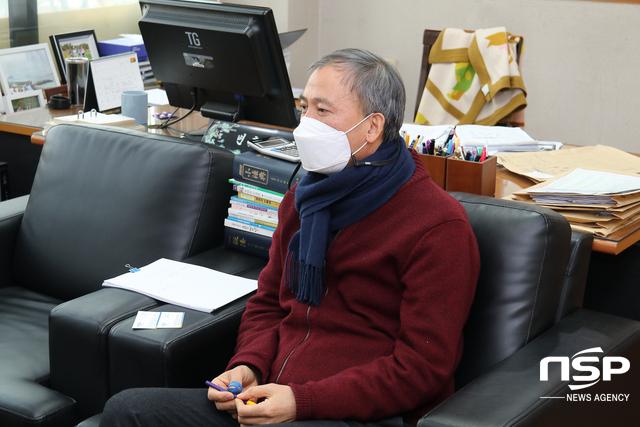 13일 이상훈 변호사가 법률고문 변호사 위촉에 대한 소감을 밝히고 있다. (사진 = 조현철 기자)