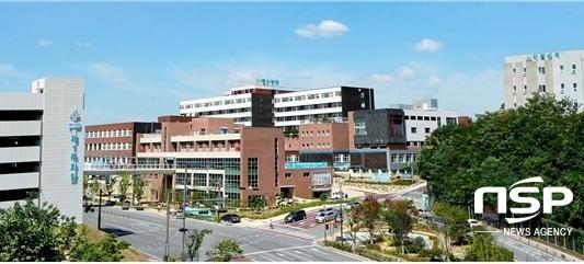전주 예수병원 전경