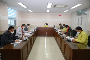 [NSP PHOTO]의성군의회, 올해 첫 '의회운영위원회' 개최
