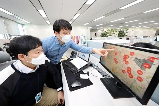 대우건설이 부동산114와 함께 건설업계 최초로 부동산 통합정보 시스템을 개발해 운용하고 있다. (사진 = 대우건설)