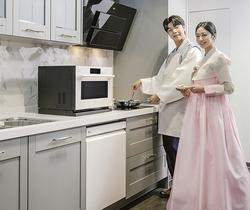 [포토]LG전자 주방 新가전 3총사 판매 크게 늘어