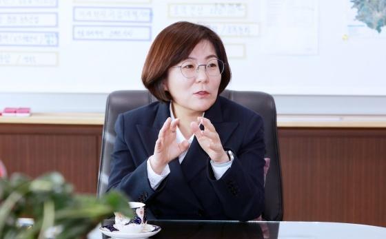 김보라 안성시장. (사진 = 안성시)