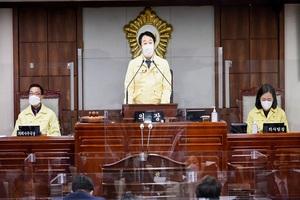 [NSP PHOTO]순천시의회, 제249회 임시회 개회