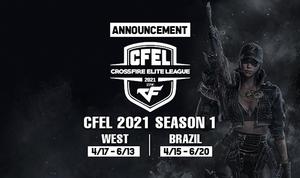 [포토]스마일게이트, 브라질·웨스트 CFEL 2021 시즌1 개막 발표