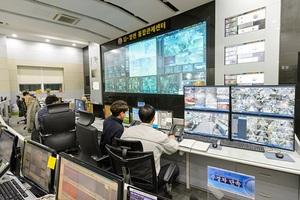 [NSP PHOTO]서울시 양천구, CCTV관제로 야간절도사건 현장체포에 기여